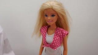 Видео для девочек. Узи для Барби - Мамы и дочки