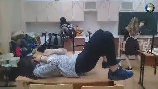 Приморские школьницы сняли клип Satisfaction Challenge в поддержку ульяновских курсантов