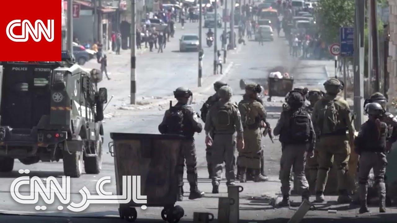 كاميرا CNN ترصد مواجهات الضفة الغربية.. أعلى حصيلة يومية للقتلى منذ سنوات  - نشر قبل 3 ساعة