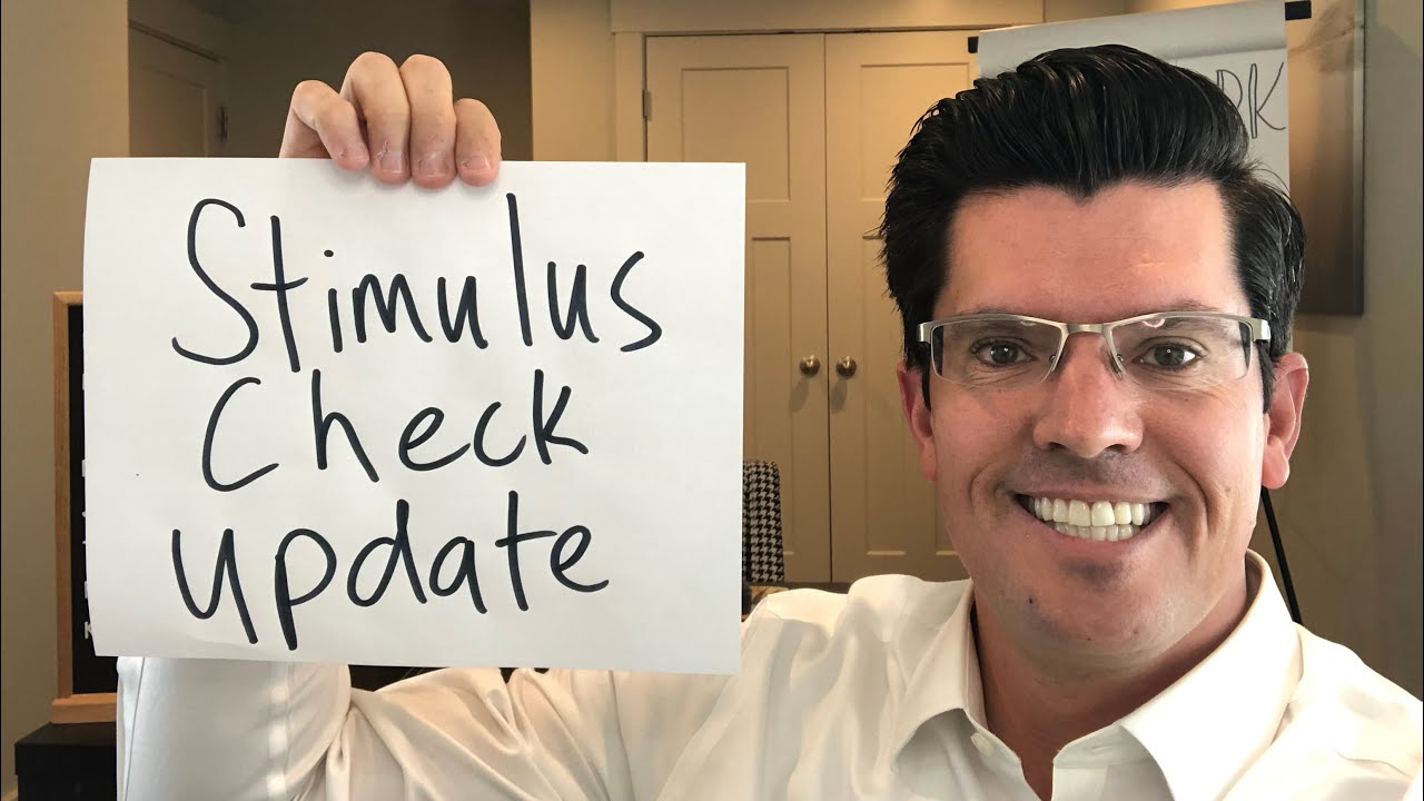 Stimulus Check 2 & Second Stimulus Package update Thursday August 6th
