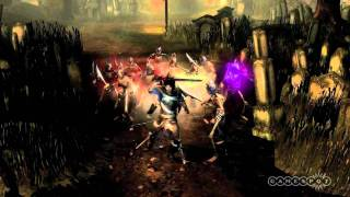 Dungeon Siege III - GameSpot Exclusive Trailer (PC, PS3, Xbox 360)