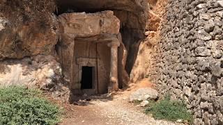 Kaya Mezarları Akyaka Muğla / ROCK TOMBS