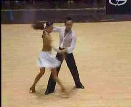 1 st VietNam DanceSport Championships 2006