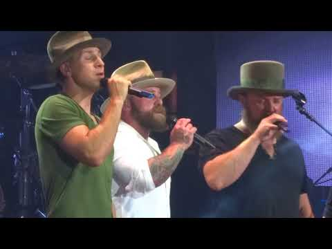 The Longest Time - Zac Brown Band July 28, 2018