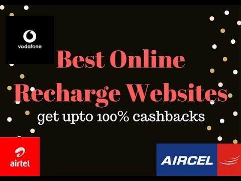 Best Online Recharge Websites