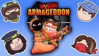 Worms Armageddon - Steam Rolled