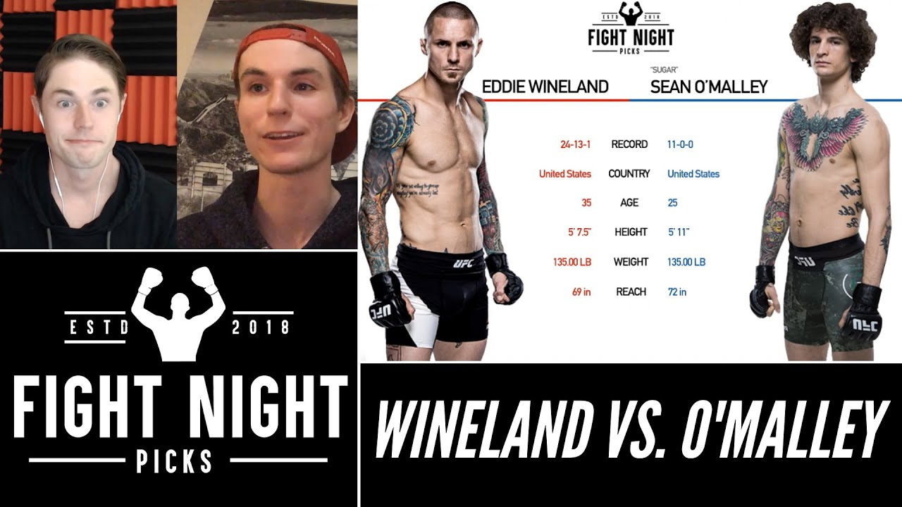 UFC 250 results, highlights: Sean O'Malley puts Eddie Wineland to ...