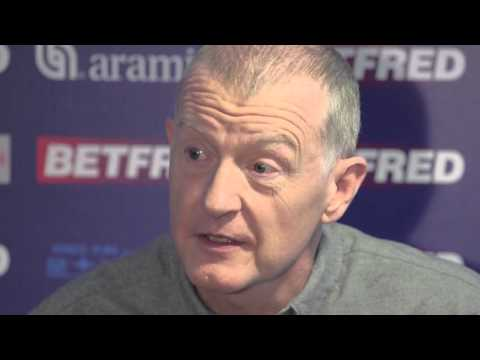 Full press conference: Steve Davis retires from professional snooker