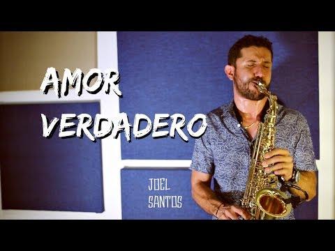 Amor Verdadero – Fanny Lu, Andrés Cepeda ♫ SAXO COVER ☼ by Joel Santos