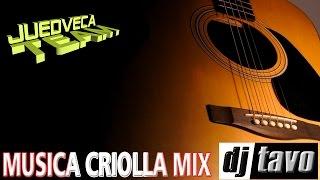 Nuestro Secreto Mix Dj Tavo HQ (Musica Criolla)