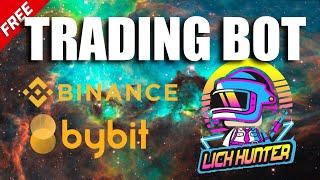 bybit trading bot【fabricadestaruri.ro Free BTC 】 |