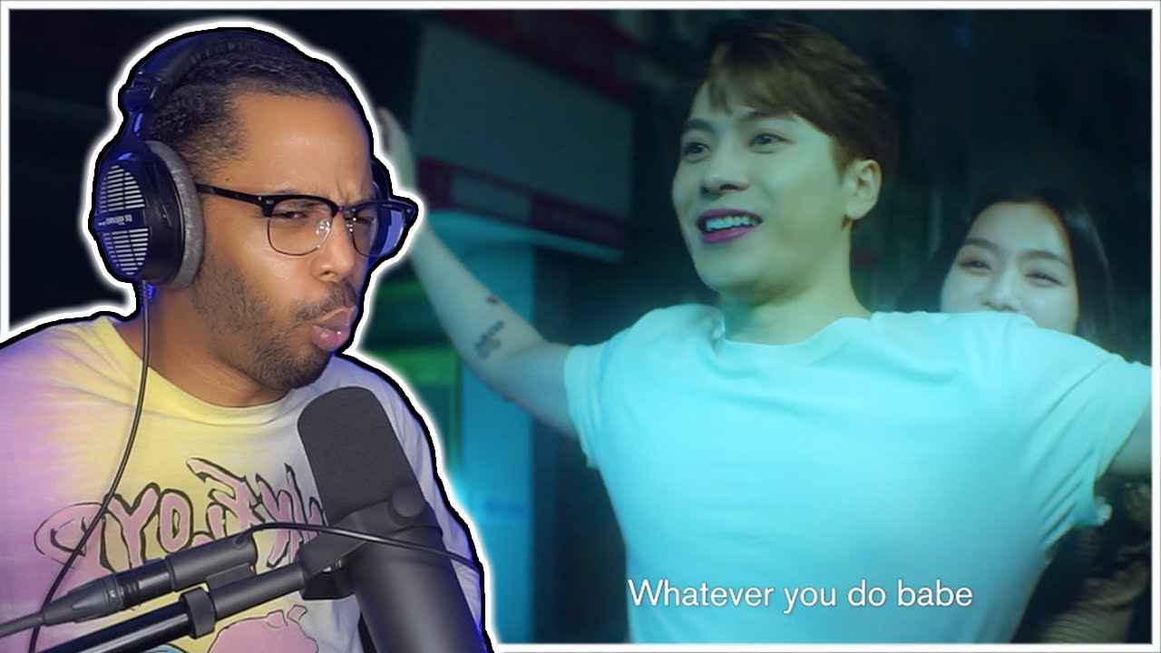 Reacting to Jackson Wang - LMLY (Official Music Video)