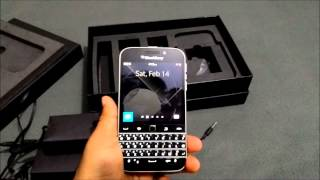 Review of Blackberry Classic In Hindi