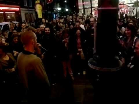 Dave Crowe - Live Beatbox Dubstep London