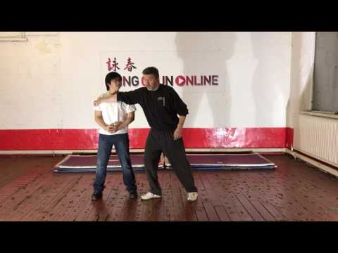 An Explanation of Centreline by Sifu Colin Ward