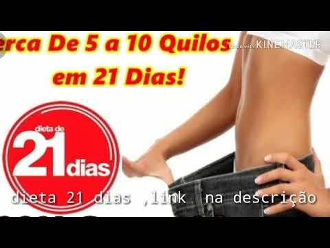 A MELHOR DIETA DO MUNDO - EMAGREÇA EM APENAS 21 DIAS