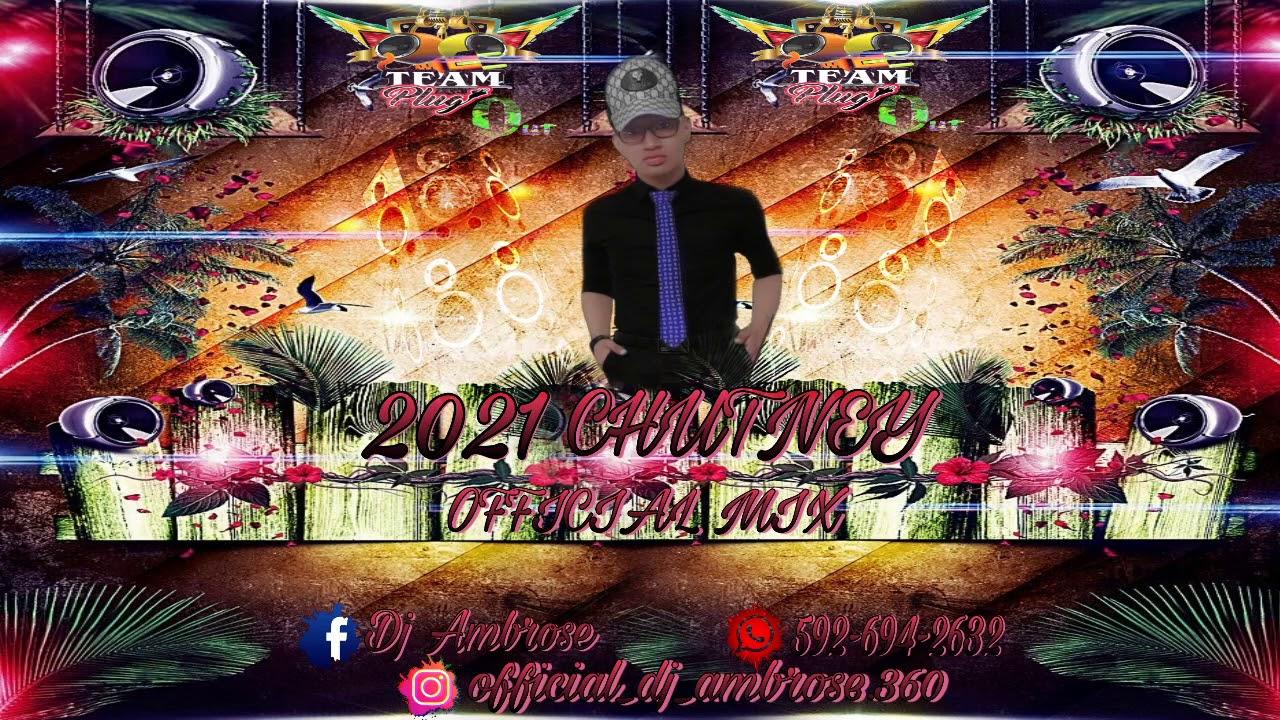 Download Chutney Soca 2021 Official Mix