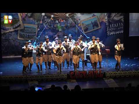 Los Volaos Comparsa de Algeciras Carnaval 2020
