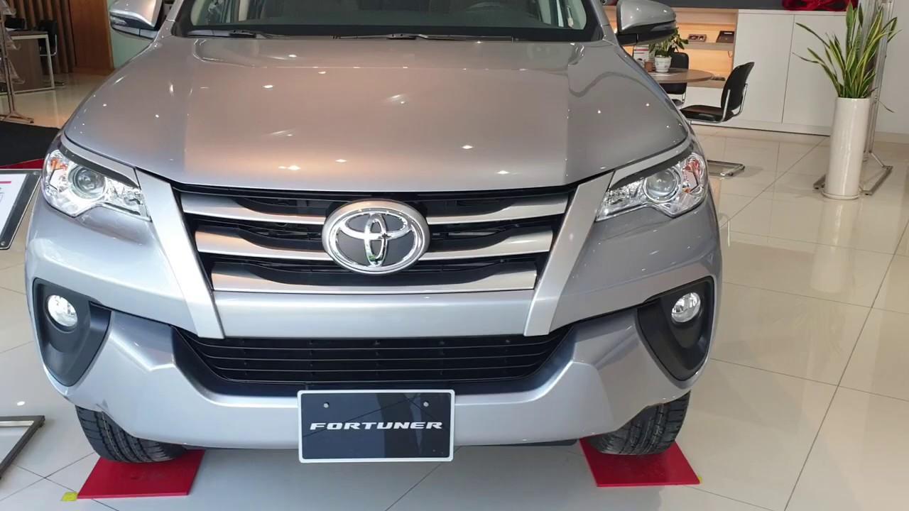 Giá Xe Toyota Fortuner Số Sàn Máy Dầu 2020 Tại Tây Ninh – Giảm Giá Trong Tháng – Thuế Áp Dụng 5%