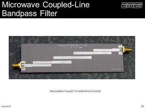 Lecture 6 (EM21) -- Coupled-mode devices