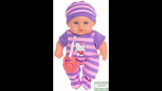 Обзор от Сири: Карапуз Пупс Мой малыш цвет одежды фиолетовый розовый