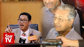 """No such thing, no such thing, '' says Tun M on Azumu thumbnail"