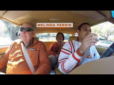 Texas Athletics Director Mike Perrin Carpool Karaoke