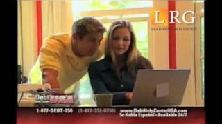 Debt Relief Commercial TV Leads - Debt Help USA3 thumbnail