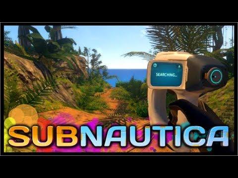 EXPLORING DRY LAND ISLAND!?! | Subnautica #6 (Full Release)