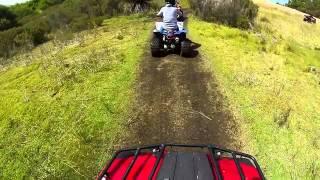 Quad biking - Australia - Kangaroo Island - Bush Getaway