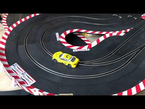 Circuit de Corona – Carrera Digital 132 – Slot-Racing  aus dem Wohnzimmer