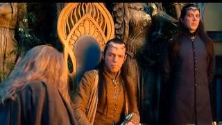 canción de los enanos en Rivendel: El hobbit