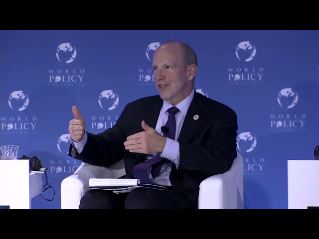 WPC 2018 - Plenary session 1: Major economic challenges in the next five years