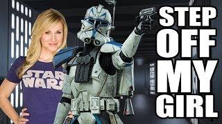 Rescuing the Gamer Girl - Gmod Star Wars RP Trolling