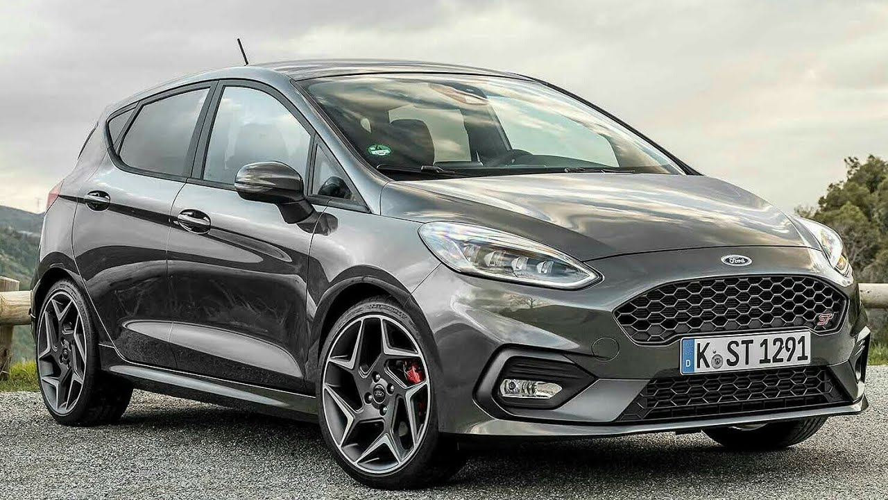 ford fiesta st hatchback review youtube