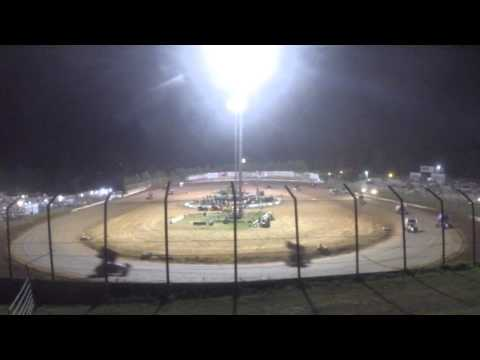 Southern United Sprints at Gator Motorplex 9/5/15 A-Main Feature