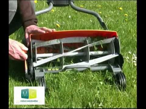 vid o tondeuse colo fiskars green lawnmower video youtube. Black Bedroom Furniture Sets. Home Design Ideas