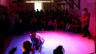 1/4 finale Experimental Battle 197 Box Amaury (silent trix)  vs Jason
