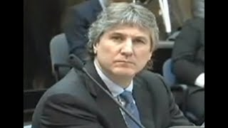 Video: Caso Ciccone: juicio oral contra Amado Boudou