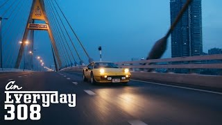 This Ferrari 308 Gtb Traces The Streets Of Bangkok Daily
