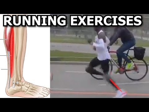 Running Exercises: How to Strengthen the Soleus Muscle!
