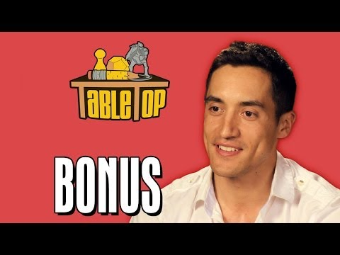 Keahu Kahuanui   from Betrayal at House on the Hill  TableTop S02E12