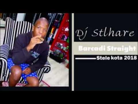 DJ Stlhare - Bacardi StraightStele kota2018
