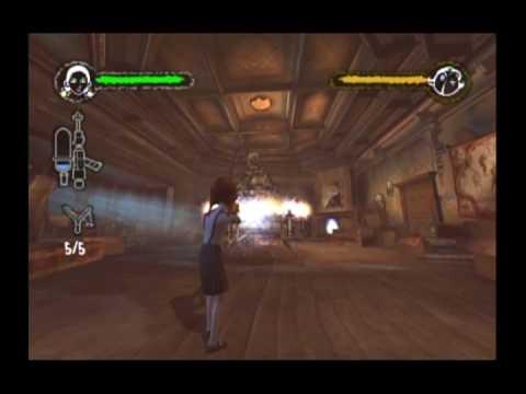 monster house gamecube game