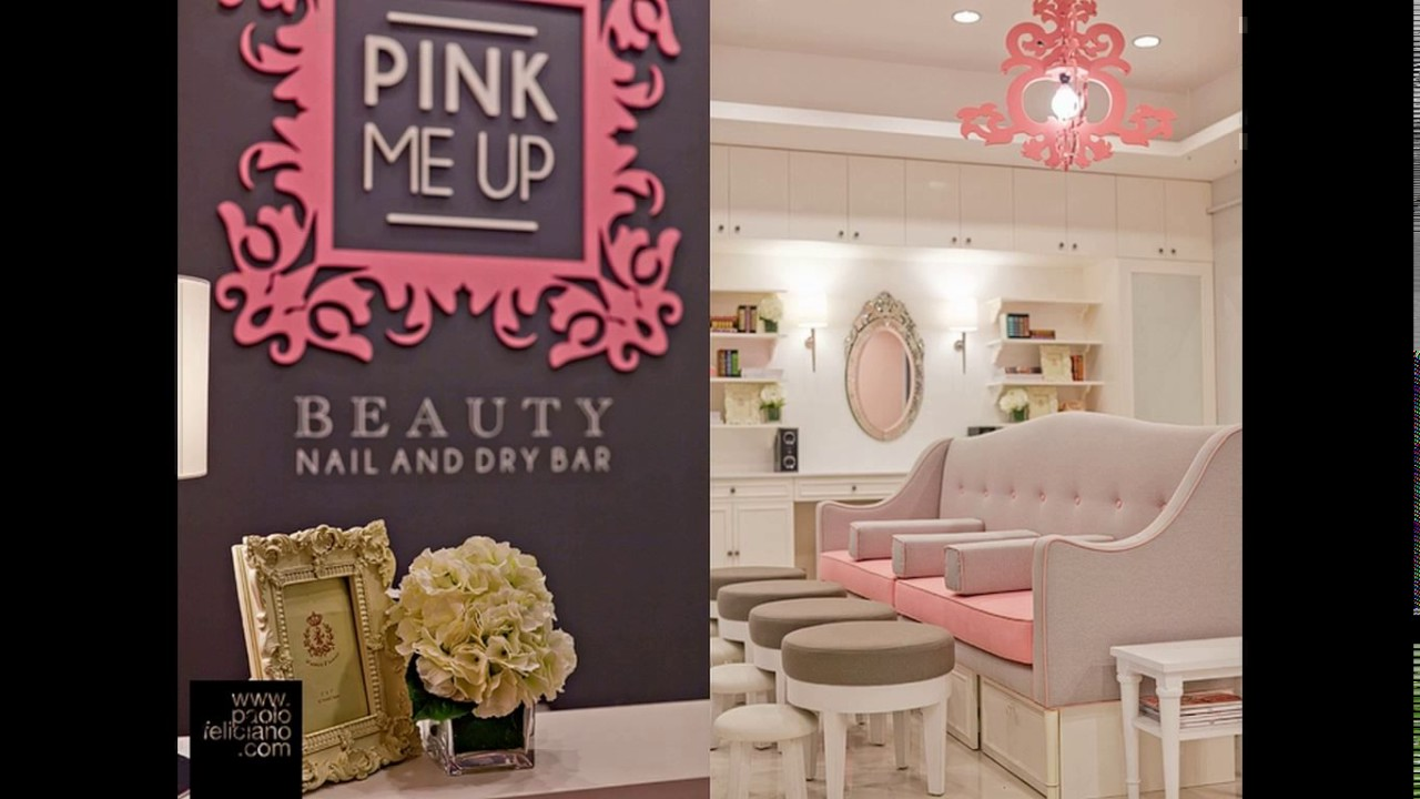 Nail Bar Interior Design