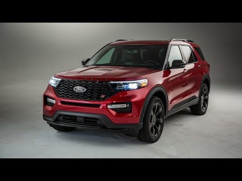 FANTASTIC! 2020 EXPLORER ST REVIEW