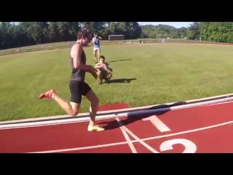 400 Meter Time Trial | 800 Meter Training