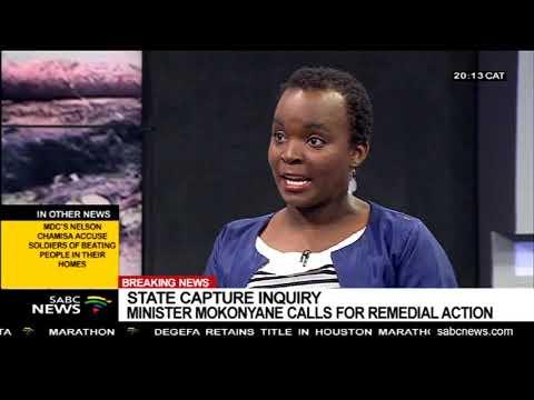 Court's ruling on Zimbabwe internet: Mpiwa Mangwiro Tsanga