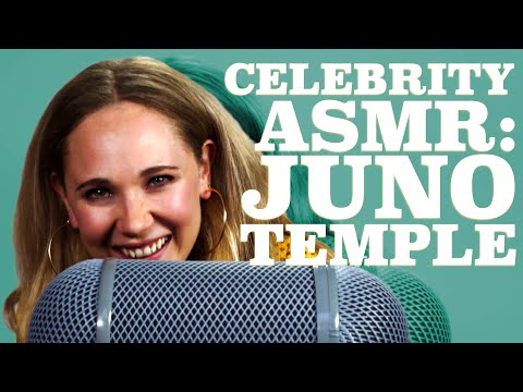 Juno Temple ASMR: Actress Whispers Blondie 'Rip Her to Shreds' s  Celebrity ASMR  W Magazine