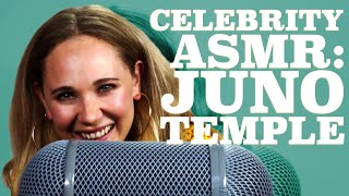 Juno Temple ASMR: Actress Whispers Blondie 'Rip Her to Shreds' Lyrics | Celebrity ASMR | W Magazine